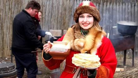 Де святкувати Масляну у Києві: усі події та локації