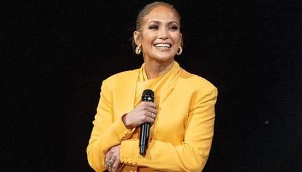 Я почувствовала, что подвела всех, – в ярком костюме Дженнифер Лопес рассказала про Оскар-2020