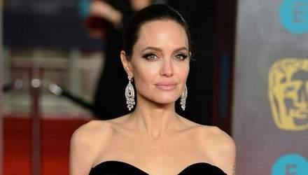 Анджелина Джоли выступила в защиту прав женщин Афганистана