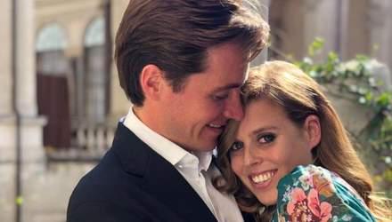 Весілля принцеси Беатріс під загрозою через спалах коронавірусу, – ЗМІ