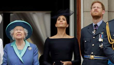 Королевский скандал. Победит ли Елизавета ІІ внука Гарри и герцогиню Меган