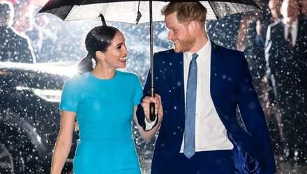 Меган Маркл власноруч зробила подарунок принцу Гаррі на річницю весілля