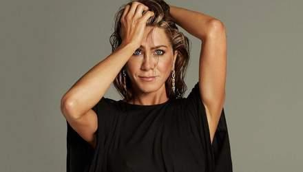 Дженнифер Энистон продаст фото 25-летней давности, где появляется полностью обнаженной