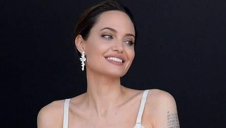 Анджелина Джоли растрогала признанием о тайне имени дочери Шайло