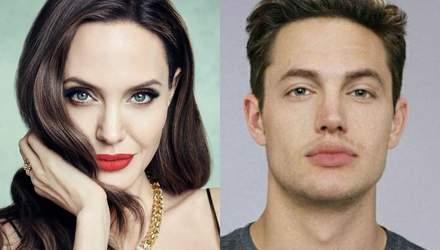 Как бы выглядела Анджелина Джоли, если была бы мужчиной: поразительное фотосравнение
