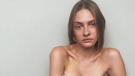 """Участница """"Супермодели по-украински"""" переболела COVID-19: где и когда могла заразиться модель"""