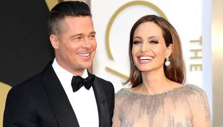 Анджелина Джоли объяснила, почему развелась с Брэдом Питтом