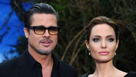 Брэд Питт приехал в имение Анджелины Джоли на мотоцикле, – СМИ