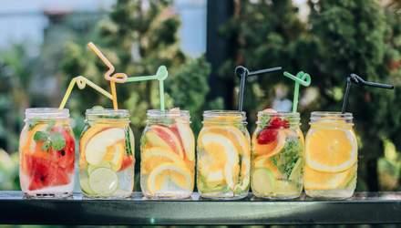 5 рецептів літніх напоїв в домашніх умовах