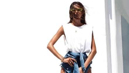 Ізабель Гулар приголомшила розкішними ногами в новій фотосесії: спокусливі фото
