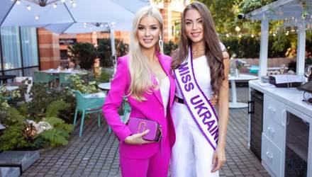 У Києві відбувся бранч з Міс Україна Маргаритою Пашою: яскраві фото