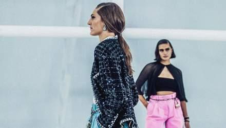 Chanel вдосконалили скромний хвіст із волосся: ідея для зачіски з модного показу