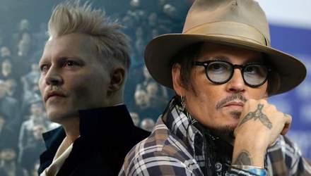 """Після звільнення Джонні Депп таки отримає гонорар за """"Фантастичні звірі 3"""": приголомшлива сума"""