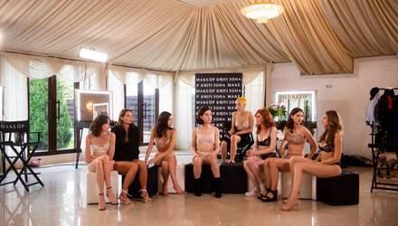 Супер топ-модель по-украински 4 сезон 5 выпуск: девушки раскрывали свою сексуальность