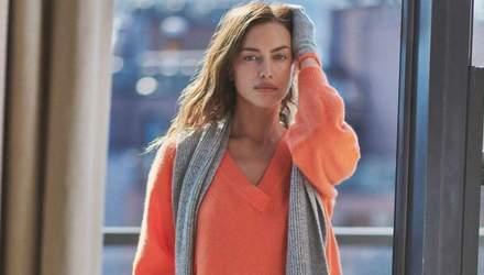 У костюмі від українського бренду: Ірина Шейк підкорила образом на вулицях Нью-Йорка
