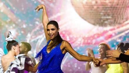 """Переможниця """"Танців з зірками"""" Санта Дімопулос пригадала, як вперше вийшла на паркет у дитинстві"""