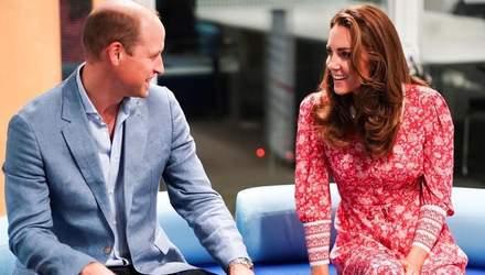 Карантин пішов на користь: між принцом Вільямом та Кейт Міддлтон помітили сильний зв'язок