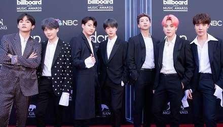 """Журнал Time назвав гурт BTS """"Артистами 2020 року"""""""