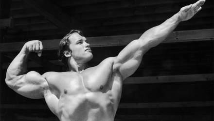 Стань настоящим Терминатором: 6 любимых упражнений Арнольда Шварценеггера