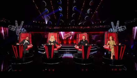Голос країни: Перезавантаження – відомі імена всіх тренерів музичного шоу
