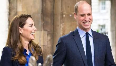 Принц Вільям та Кейт Міддлтон написали зворушливого листа 7-річному волонтеру