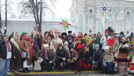 Де у Києві можна побачити різдвяну коляду: цікаві події