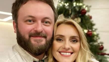 Ірина Федишин і Дзідзьо заколядували у Львові: красиве фото
