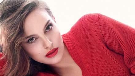 Червоного багато не буває: Наталі Портман ефектно представила нову помаду Dior – відео