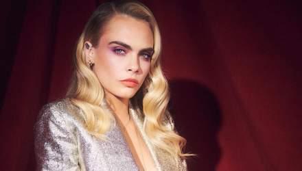 Кара Делевінь стала найбільш високооплачуваною моделлю Великої Британії