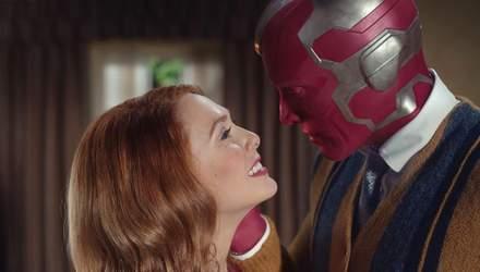 """Marvel презентував нові постери і тизер """"Ванда/Віжн"""": чим інтригують автори серіалу"""