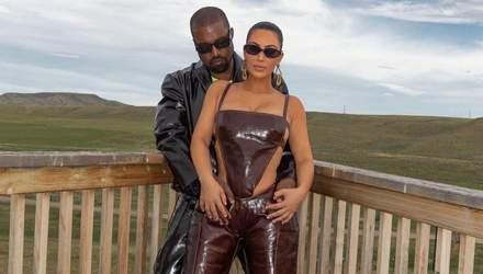 Их отношения стали токсичными, почему Ким Кардашян и Канье Уэст должны были жить отдельно