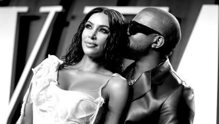 Официально: Канье Уэст и Ким Кардашян подали на развод, – СМИ