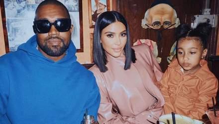 Стало известно, когда Ким Кардашьян признается, что подала на развод с Вестом
