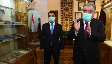 Президент Таджикистану відкрив музей, який присвятив собі: фото