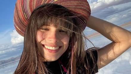 Мішель Андраде показала свою бабусю з Болівії: зворушливе відео