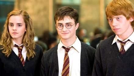 """За мотивами франшизи """"Гаррі Поттер"""" знімуть серіал, – ЗМІ"""