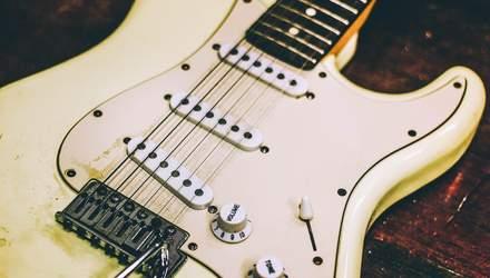 Розробили першу бюджетну метал-гітару вітчизняного виробництва: деталі, фото