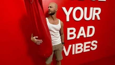 С грушей для бокса: Влад Яма показал яркие фото из Майами