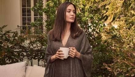 Життя після розриву з Бредом Піттом і ставлення до старості: відверте інтерв'ю Анджеліни Джолі