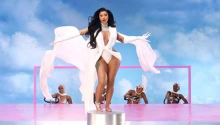 Украинка Таня Муиньо сняла клип для американской рэперши Cardi B: эффектное видео