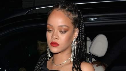 Рианна закрывает свой модный бренд Fenty: основная причина