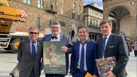 Киев подарит Флоренции памятник Тарасу Шевченко: его установят в центре города