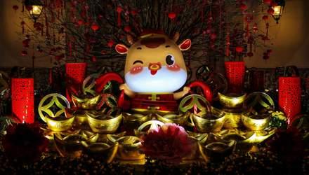 Невероятные картинки-поздравления с Китайским Новым годом