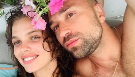 Беременная девушка Макса Михайлюка рассекретила свой вес: на сколько поправилась модель