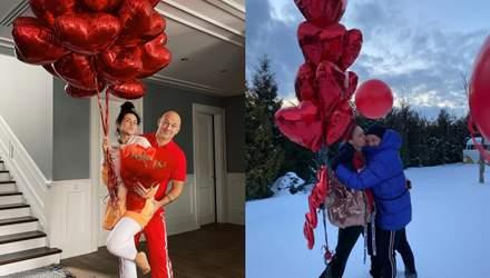 Знаменитості святкують День Валентина: привітання від Осадчої, Каменських, Обами – фото
