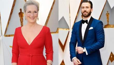 Мерил Стрип, Крис Эванс и не только: 8 актеров, с треском провалили кастинги к фильмам