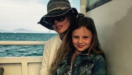 Моя зухвала улюбленице: Ольга Фреймут привітала доньку з днем народження – милі фото