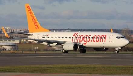 Pegasus Airlines у літньому сезоні 2021 літатиме на турецькі курорти з 4 міст України: деталі