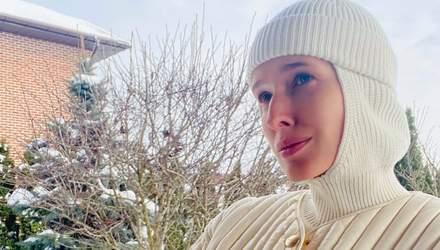 Катя Осадчая показала образ, вдохновленный княгиней Ольгой: фото