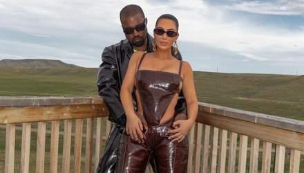 Канье Уэст встревожен и расстроен из-за развода с Ким Кардашян